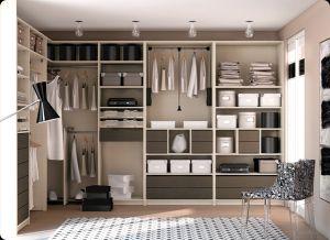 Organizarea dressing-ului